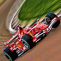 Schumacher Bend by Blake Richards