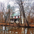 Schuylkill Canal Port Providence by Bill Cannon