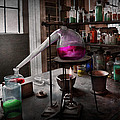 Science - Chemist - Chemistry For Medicine  by Mike Savad