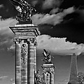 Sculptures Of Paris by Mountain Dreams