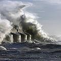 Sea Spray by Barry Goble