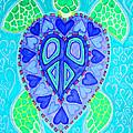 Sea Turtle Swim by Nick Gustafson
