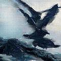 Seagull Grace by Betty LaRue
