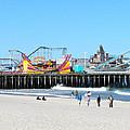 Seaside Casino Pier by Neal Appel
