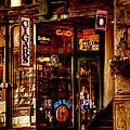 Seattle Cigar Shop by David Patterson