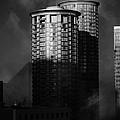 Seattle Towers by Paul Bartoszek