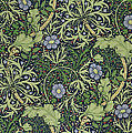 Seaweed Wallpaper Design by William Morris