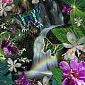 Secret Butterfly by Alixandra Mullins