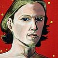 Self Portrait 1995 by Feile Case