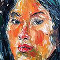 Self Portrait 2013 -3 by Becky Kim