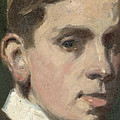 Self Portrait by Francis Campbell Boileau Cadell