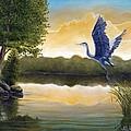 Serenity by Rick Huotari