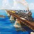 Seven Mile Bridge by Christopher Jenkins