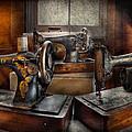 Sewing - A Chorus Of Three by Mike Savad