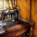 Sewing Machine  - The Sewing Machine  by Mike Savad