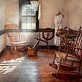 Sewing - Room - Grandma's Sewing Room by Mike Savad