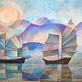 Shades Of Tranquility by Tracey Harrington-Simpson