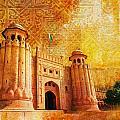 Shahi Qilla Or Royal Fort by Catf