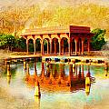 Shalimar Gardens by Catf