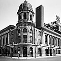 Shibe Park In Black And White by Bill Cannon