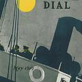 Ship At Night by Edward Hopper