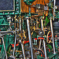 Ship Engine by Heiko Koehrer-Wagner