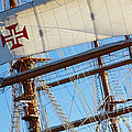 Ship Rigging by Carlos Caetano