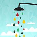Shower  by Mark Ashkenazi
