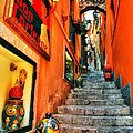 Sicilian Steps by Mel Steinhauer