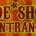 Sideshow Entrance Sign by Jera Sky