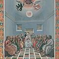 Signorelli Luca, Standard Crucifixion by Everett