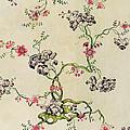 Silk Design by Anna Maria Garthwaite