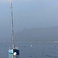 Sill Boat In Maine by Heidi Piccerelli