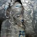 'silver Flight' by Christian Chapman Art