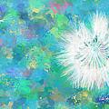 Silverpuff Dandelion Wish by Nikki Marie Smith