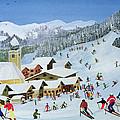 Ski Whizzz by Judy Joel