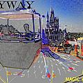 Skway Magic Kingdom by David Lee Thompson