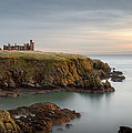 Slains Castle Sunrise by Dave Bowman