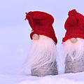 Small Santa Claus by Toppart Sweden