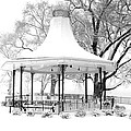 Smothers Park Gazebo by Wendell Thompson