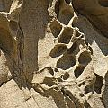 Snadstone Rock Formations In Big Sur by Artist and Photographer Laura Wrede