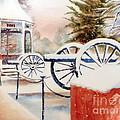 Softly Christmas Snow by Kip DeVore
