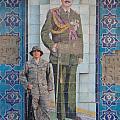Soldier to Sedam Print by Sharla Fossen