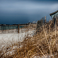 Solitude On The Cape by Jeff Folger