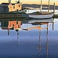 South Harbour Reflections by Gary Giacomelli