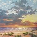 South Padre Island Splendor by Carol Reynolds
