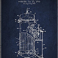 Space Capsule Patent From 1963 by Aged Pixel