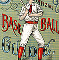 Spalding Baseball Ad 1189 by Unknown