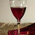 Sparkling Wine For One by Inspired Nature Photography Fine Art Photography