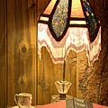 Spencer Bedside Table Print by Juli Scalzi